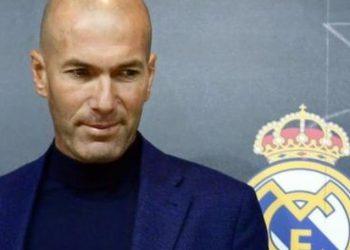E bujshme, Zidane rikthehet në krye të Real Madrid