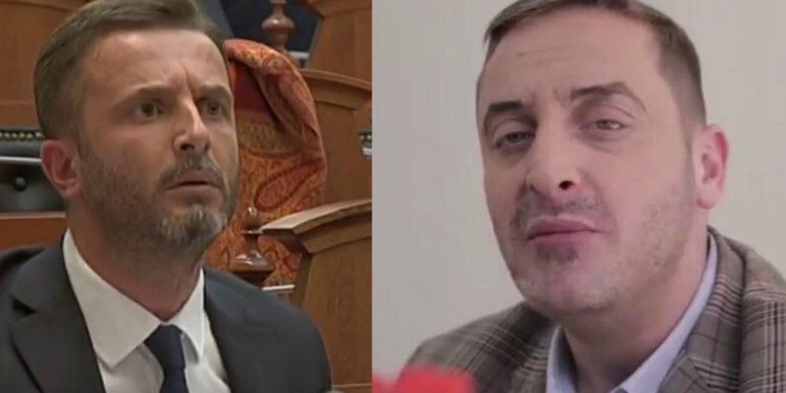 Pasi e imitoi në 'Portokalli', Erion Braçe i bën atë që nuk pritej Rezartit (VIDEO)