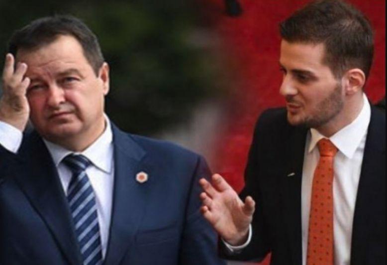 Cakaj përplaset me Daçiç, shkak çështja e Kosovës