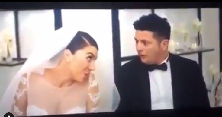 """""""2 gisht mjaltë"""" ja disa nga skenat më komike të filmit të Elvanës dhe Ermalit (VIDEO)"""