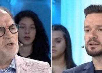 """""""I çmendur! I sëmurë!"""" Plas sherri ne emision mes Koço Kokëdhimës dhe analistit"""