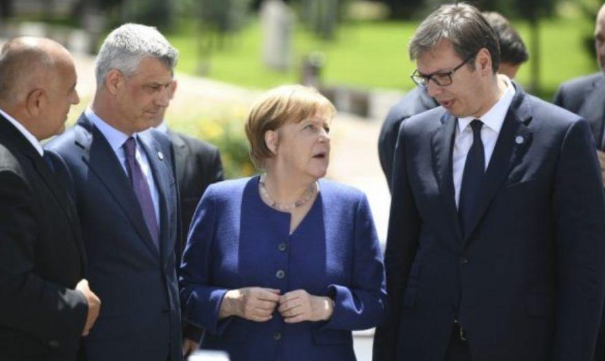 Rama dhe Thaçi mbërrijnë në Gjermani, ja çfarë shkruajnë mediat e huaja