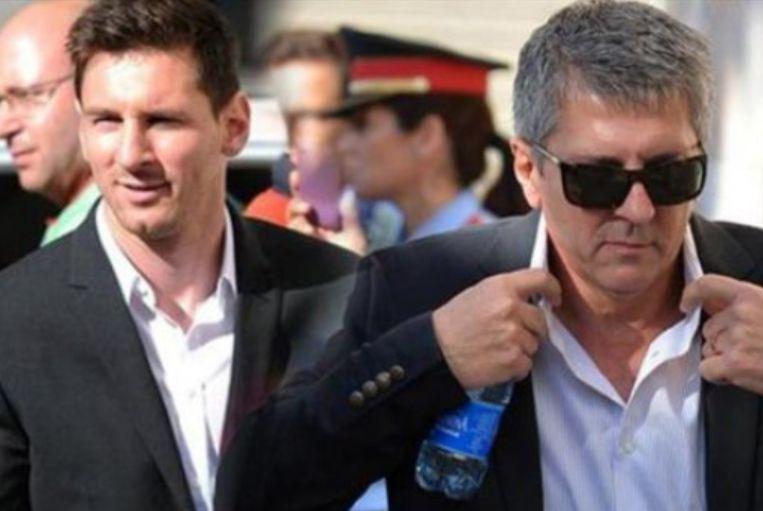 Arrestohet babai i Lionel Messit, çfarë ndodhi?