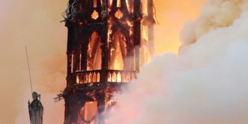 Dalin hetimet e para, si u dogj Notre Dame?