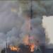 Pamje të frikshme nga Notre Dame, Makron i dëshpëruar (FOTO)
