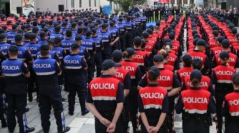 Gjermania i dhuron Policisë së Shtetit pajisje me vlerë rreth 200 mijë euro