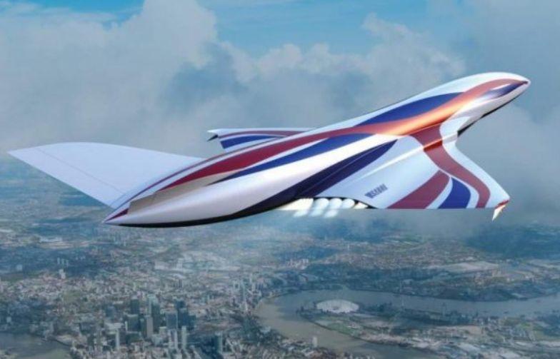 Shpiket avioni me shpejtësi rakete, rruga Nju York – Londër për më pak se një orë?