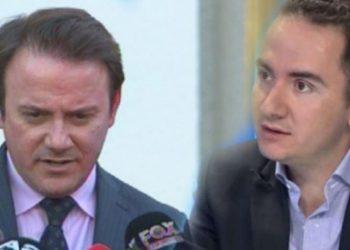 Plas grushti në Top Channel, rrihen Ervin Salianji dhe Ralf Gjoni?