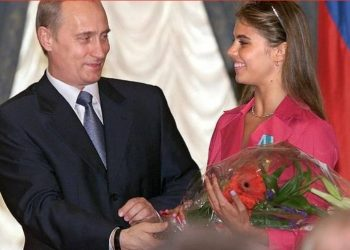 Kanë 30 vite diferencë, kjo është e dashura bukuroshe e Vladimir Putin (FOTO)