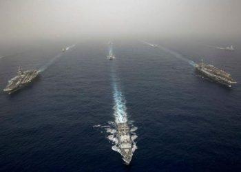 SHBA bëhet gati për luftë me Iranin, gati 120 000 trupa për përballjen e madhe (FOTO)