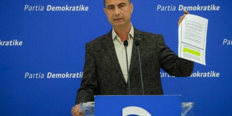 """Partia e Patozit """"gjuan kandidatë nga zyra"""", ish deputeti publikon mesazhet (FOTO"""