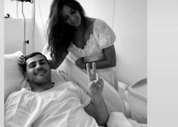 Pësoi atak kardiak në fushë, gruaja bën dedikim prekës për Iker Casillas: Jeta ka mënyra për të na treguar se duhet shijuar