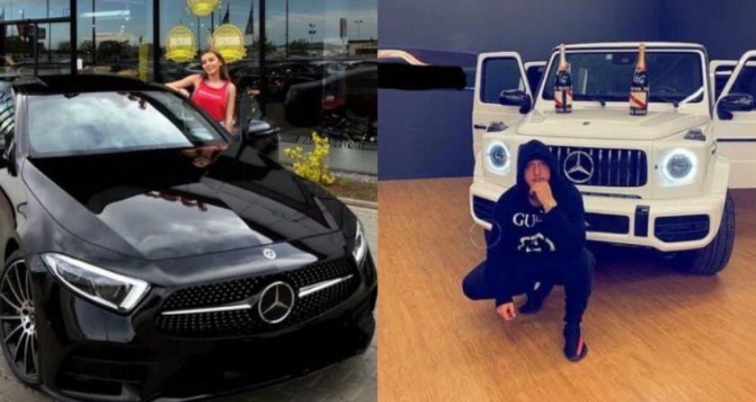 Tayna dhe Mozzik i bëjnë vetes dhuratë makinat me çmime marramendëse