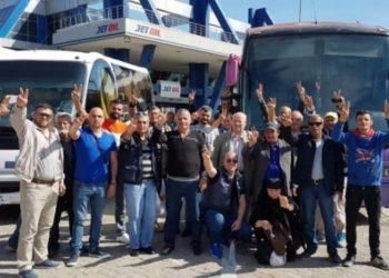 Dy orë nga protesta e opozitës, policia shoqëron disa persona dhe mbahen të bllokuar dy autobuzë