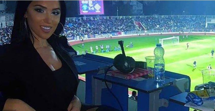 Habit gazetarja sportive shqiptare: Bukuria është për femra, mashkullit duhet t'i vijë era djersë