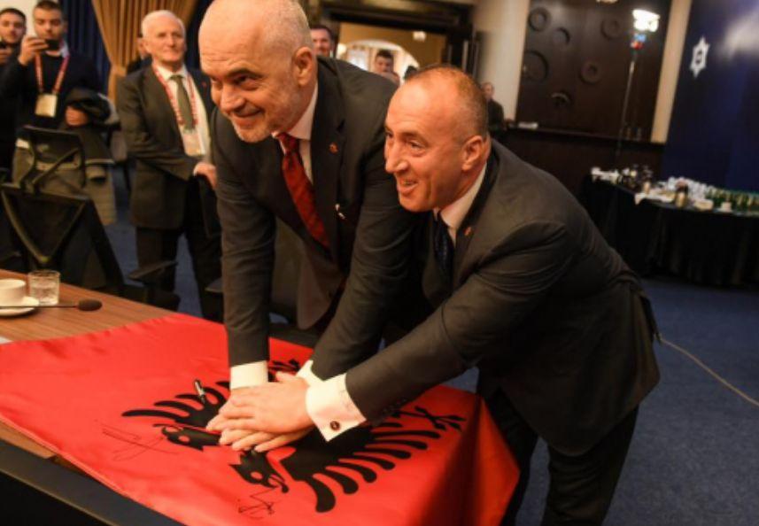 Kosova kërkon drejtësi nga Shqipëria përndryshe do të vendoset taksa