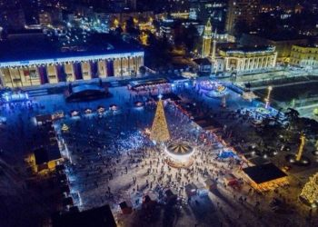 """""""Lucania News24"""": Tirana, nga një xhungël urbane, në një qytet europian (FOTO)"""