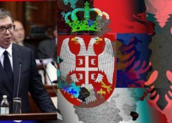 Vuçiq alarmon serbët: Së shpejti serbët do të jetë dy herë më pak se shqiptarët