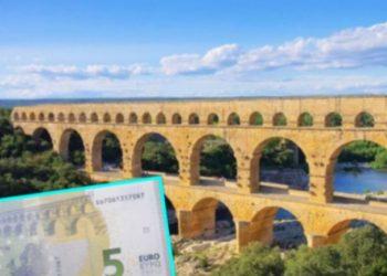 Ura e famshme që gjendet në kartëmonedhën 5 euro, ja domethënia e saj