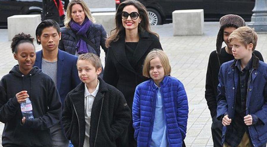 Angelina Jolie feston ditëlindjen, nuk do e besoni sa vjeç mbush