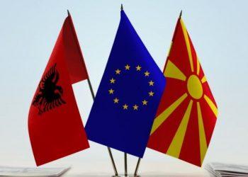 Ndahen rrugët drejt BE-s mes Shqipërisë e Maqedonisë, ja ç'thotë presidenti