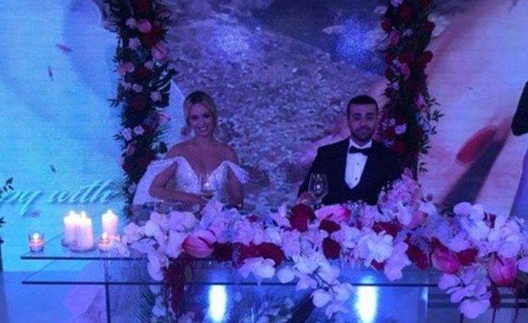 Bënë dasmë të madhe, por sa vite diferencë ka Ira nga Gazi (FOTO)
