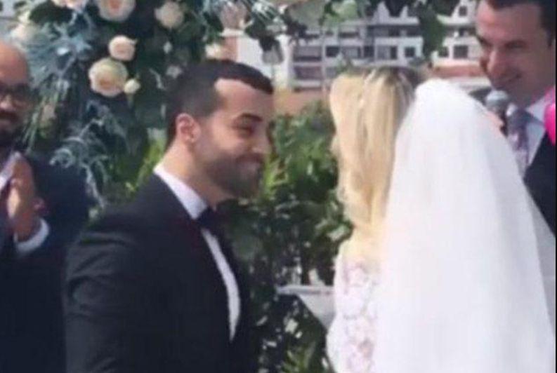 Pamje nga dasma përrallore e Gaz Pajës dhe 'të bukurës së dheut' (FOTO-VIDEO)