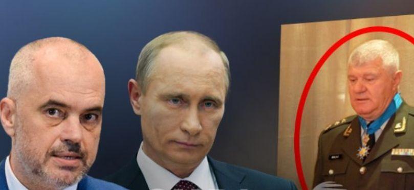 Këshilltari i Edi Ramës spiun i rusëve