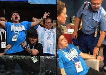 Maradona fëlliq keq vajzat e tij: Unë po vdisja, ato më kërkonin para