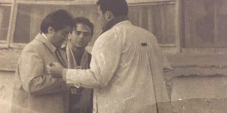 Fotografi e rrallë, kur Sali Berisha e Edi Rama ishin shokë (FOTO)