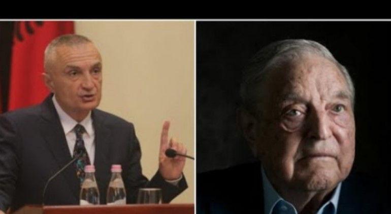 Reagon Soros pas akuzave që i'u bënë nga Ilir Meta