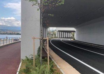 Sot hapet tuneli panoramik në Pogradec (FOTO)