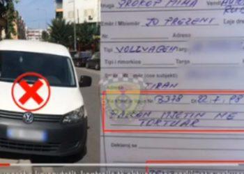 Ç'po ndodh në Tiranë? Policia ndëshkon 1350 shoferë në 72 orët e fundit (VIDEO)