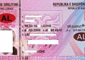 Mbarojnë pritjet, patentën shqiptare do ta merrni vetëm për 30 minuta