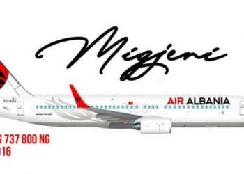 """Rama: Ja kur nis fluturimin drejt Italisë """"Migjeni"""" i Air Albania"""