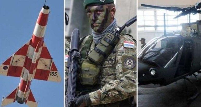 """Kroacia mesazhe të ashpra Serbisë: Ushtria jonë është e gatshme për """"stuhi"""" të reja"""