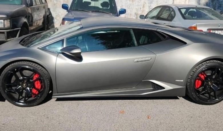 Vodhi Lamborghinin në Gjermani për ta shitur në Shqipëri, ja se çfarë i ndodhi shqiptarit