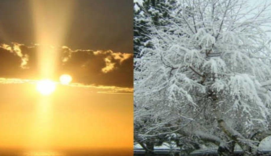 Dy ekstreme, Evropa 'përvëlohet' nga i nxehti, ndërsa ky shtet mbulohet nga bora dhe shpallet emergjencë kombëtare