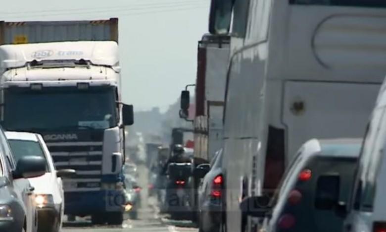 Vapë dhe trafik! Shikoni se çfarë ndodh në rrugët e Shqipërisë këtë javë