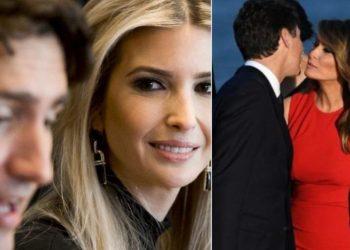 "Femrat Trump 'marrosen', pse Melania dhe Ivanka ""çmenden' pas kryeministrit kanadez? (FOTO)"