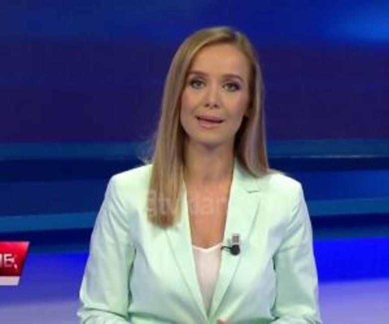I plasën ujërat në Tiranë dhe u nis me urgjencë për të lindur në Itali  spikerja e lajmeve të  TV Klan  tregon ngjarjen e pazakontë  Dola nga spitali pa fëmijë