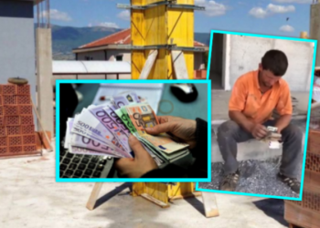 Mënyra si numëron paratë ky shqiptar të bën të qeshësh me lotë (VIDEO)