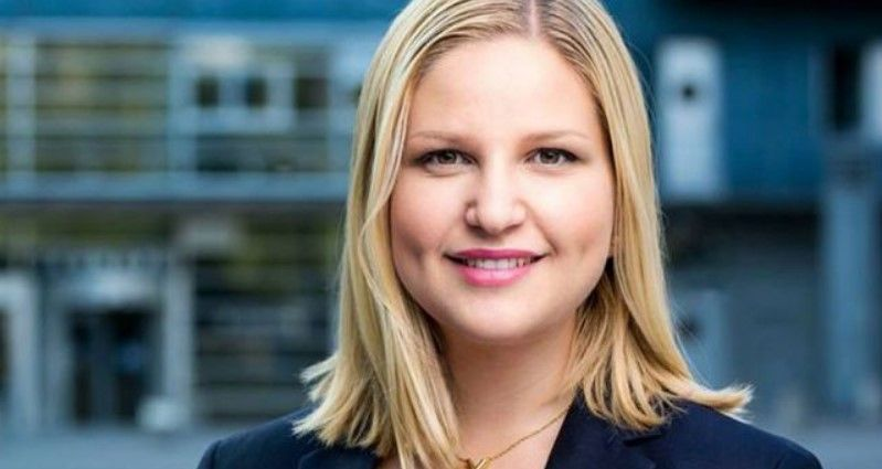 Një shqiptare emërohet zëvendëspresidente e parlamentit evropian