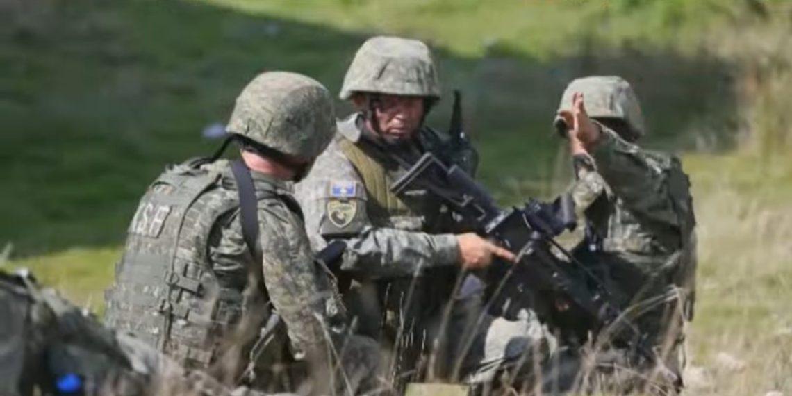 Forcat e SHBA-së, Kosovës, Anglisë dhe Gjermanisë zbarkojnë në Shqipëri për stërvitje ushtarake (VIDEO)