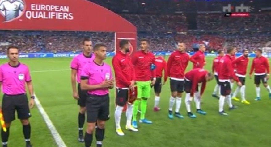 Skandali me himnin e Shqipërisë, Franca pritet të dënohet nga UEFA