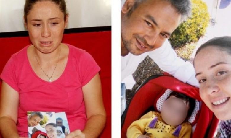 """""""Vajza kërkon babanë"""", me lot në sy e fotografitë në duar, flet gruaja e kapitenit turk të zhdukur"""