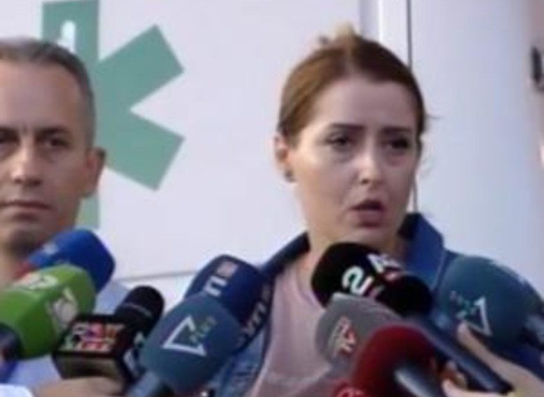 Manastirliu: Mbi 68 persona të plagosur sipas të dhënave të fundit