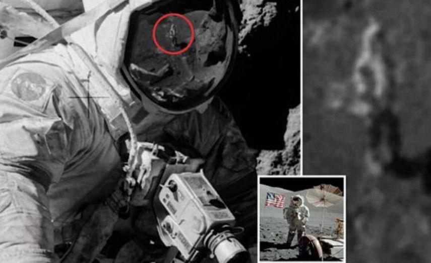 Zbritja e njeriut në Hënë ishte mashtrim, ja provat (VIDEO)
