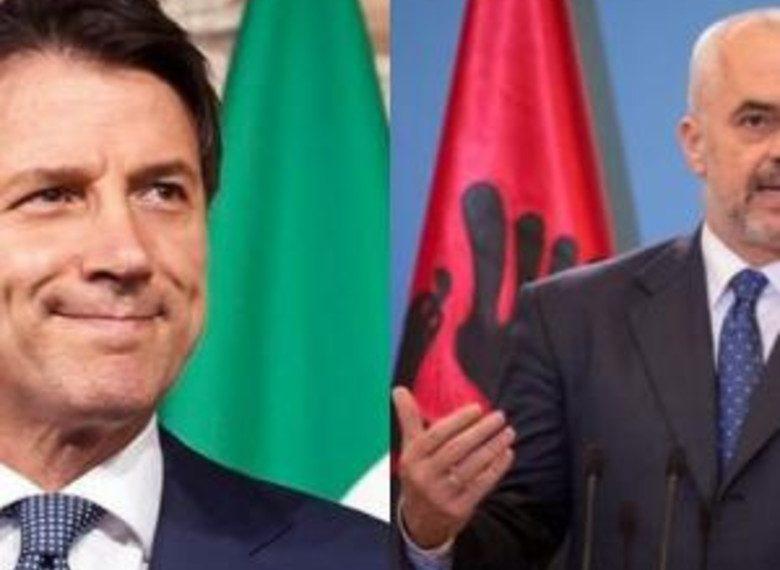 Tërmeti i fuqishëm shkund Shqipërinë, kryeministri italian telefonon Ramën dhe jep njoftimin e rëndësishëm