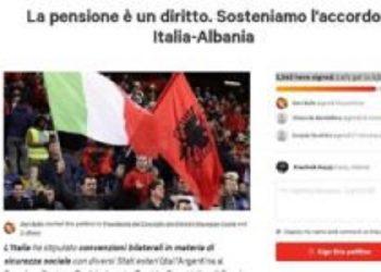 Bashkohen shqiptarët e Italisë, peticion kryeministrit Conte: Të njihen pensionet tona